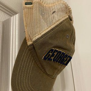 Rustic Georgetown Hat, Legacy Brand